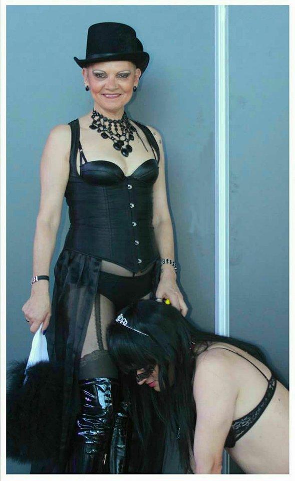 La Sissy Maid. Entrevista a Luna DeCLOE