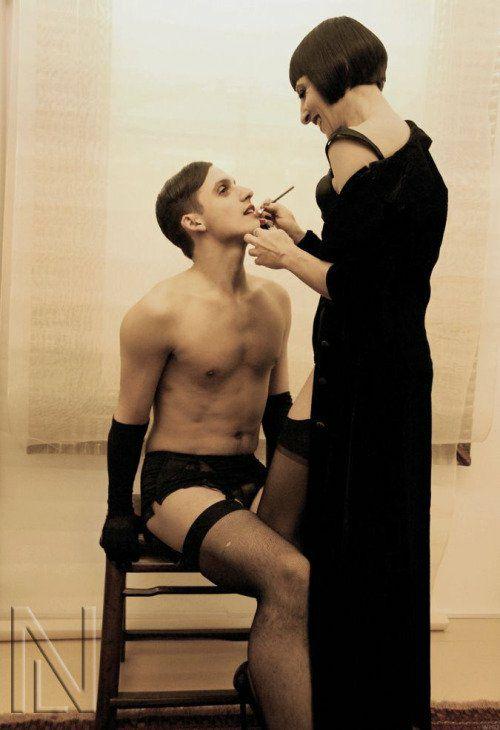 La feminización